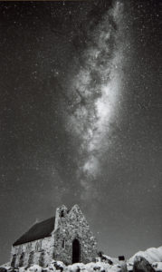 2nd= Tekapo Milky Way by Lewis MacKenzie